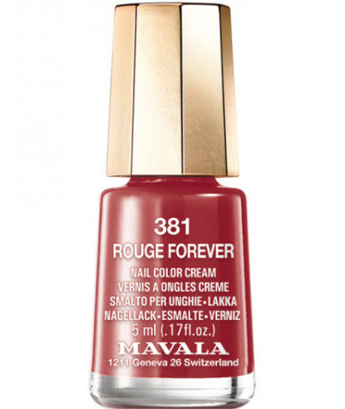 MAVALA NAIL COLOR ROUGE...