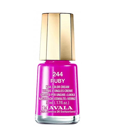 MAVALA NAIL COLOR RUBY nº...