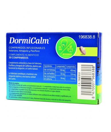 Dormicalm 30 Comprimidos...