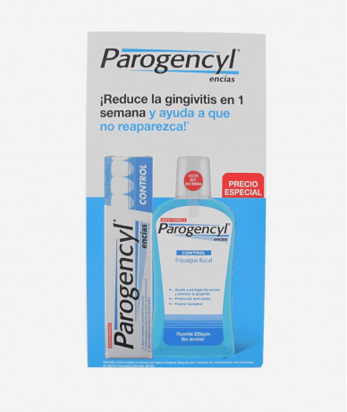 Pack Parogencyl Colutorio...