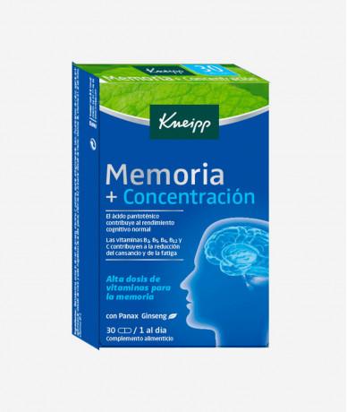 Kneipp Memoria y...