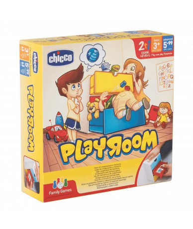 Chicco Playroom +3 Años