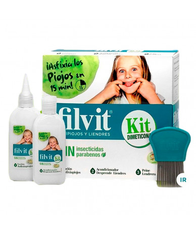 Flivit Kit Dimeticona:...