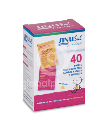 Sinusal Junior 2,5GR 40 SOBRES
