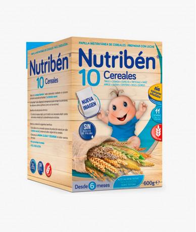 Nutriben 10 Cereales 600 g