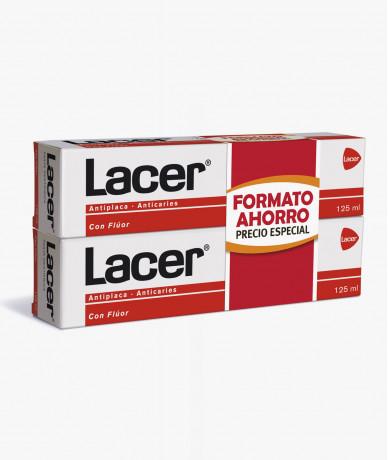 Duplo Lacer Pasta 2x125ml