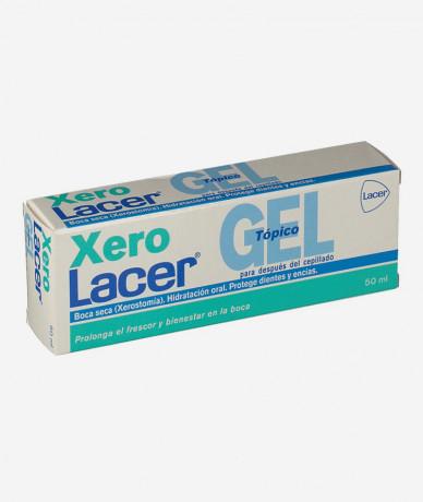 Xero Lacer Gel Tópico 50 ml