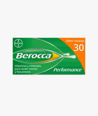 BEROCCA PERFORMANCE NARANJA...