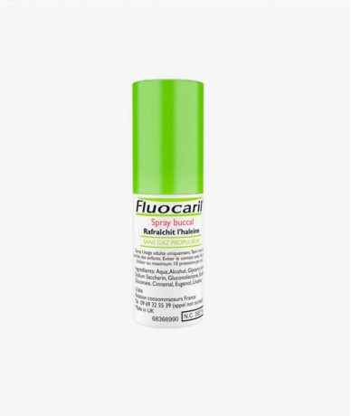 Fluocaril Spray Bucal...