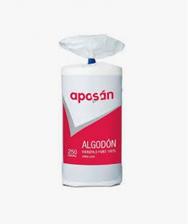 APOSAN ALGODON ARROLLADO...