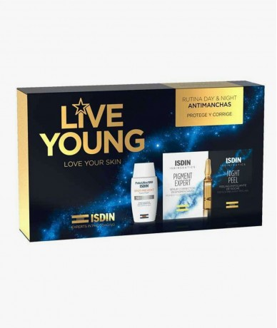 Pack Isdin Live Young Spot...
