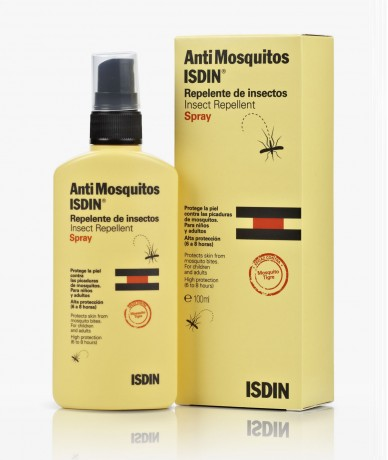 ISDIN ANTIMOSQUITOS SPRAY...