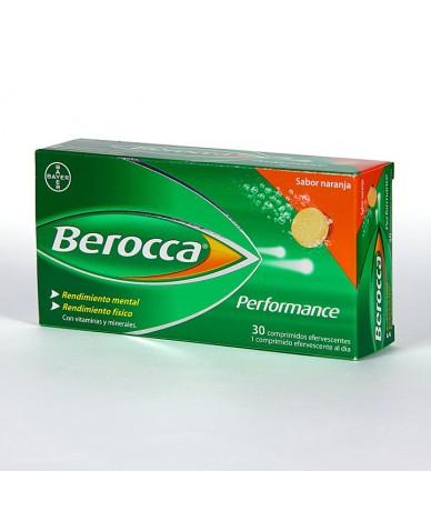 BEROCCA PERFORMANCE NARANJA...