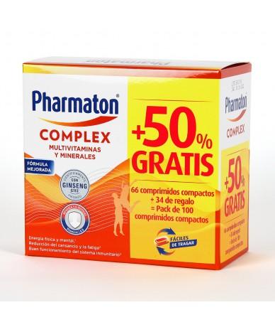 Pharmaton Complex 66+34...