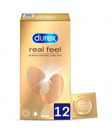 Durex Preservativos Real...