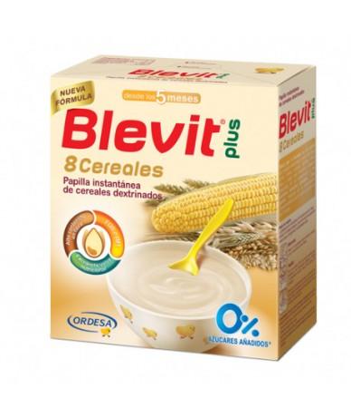 Blevit Plus 8 Cereales +5m...