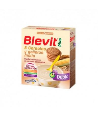 Blevit Plus 8 Cereales Y...