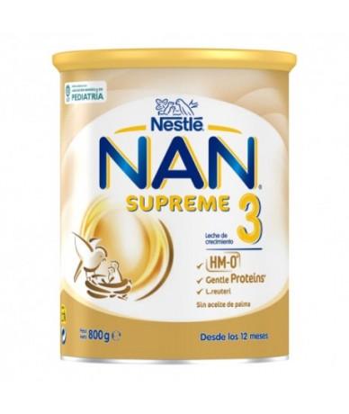 Nestle Nan Supreme 3 800gr