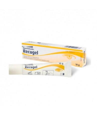Recugel Hidratacion Ocular...