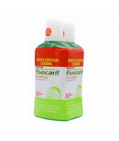 Pack Fluocaril Bi-Fluore...