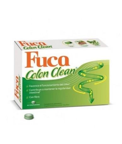 Fuca Colon Clean30 Comprimidos