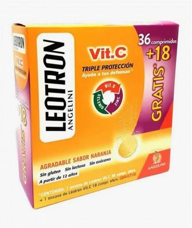 LEOTRON VITAMINA C 36...
