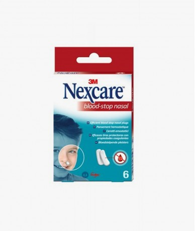 3M NEXCARE BLOOD STOP TAPON...