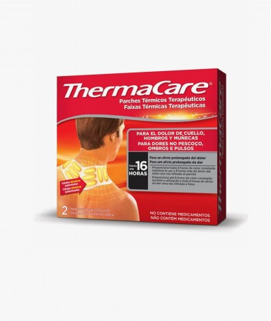THERMACARE PARCHE TERMIC 2...
