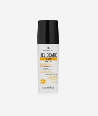 Heliocare 360 Gel Oil-free...