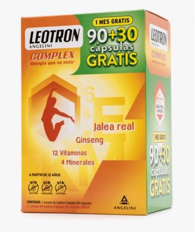 Pack Leotron Complex 90 +...