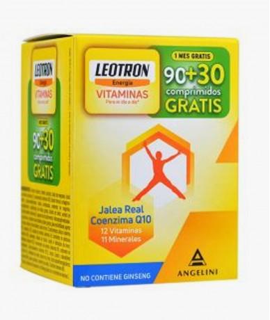 Pack Leotron Vitaminas 90 +...